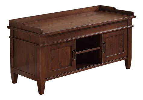 bench store canada simpli home carlton entryway storage bench the home depot canada