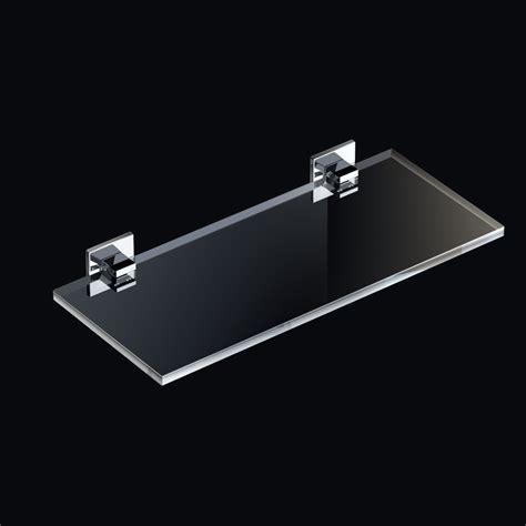mensole plexiglass mensola 30 cm plexiglass a muro arredo bagno design