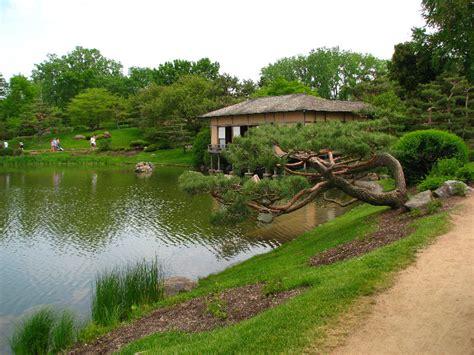 Botanical Garden Illinois Chicago Botanic Garden Glencoe Il 0027