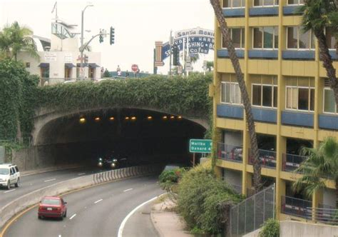 fatal motorcycle accident blocks mcclure tunnel to pch saturday night santa monica - Pch Accident Today Santa Monica
