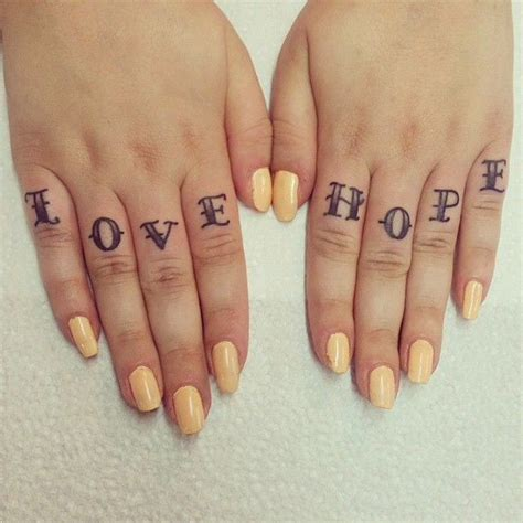 50 eye catching finger tattoos that women just can t say 84 best tattoo images on pinterest tattoo ideas finger