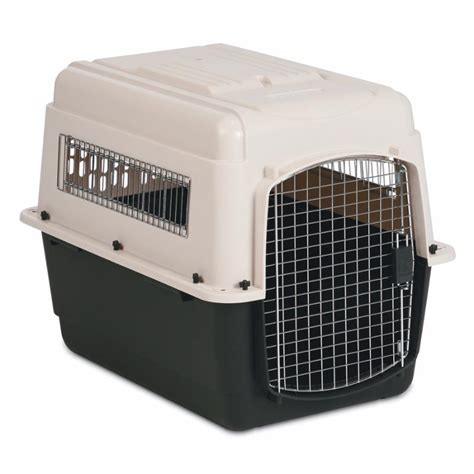 airline crate vari kennel ultra fashion airline crate iata canine concepts