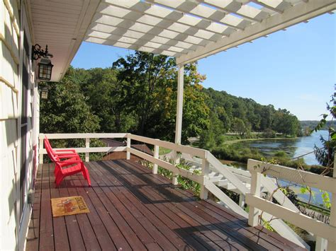 Cove Cottages Rental by Hocking Cabin Rentals Heron Cove Cottage Rental In
