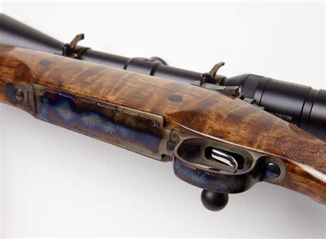 Handmade Rifles - custom rifle engraving