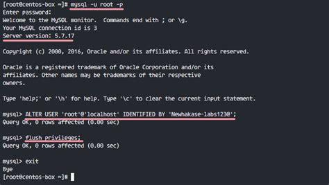 install mysql ubuntu tutorial how to install mysql 5 7 on linux centos and ubuntu
