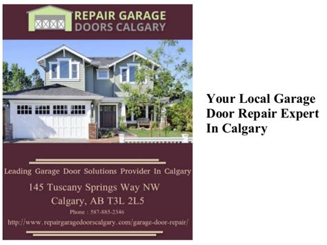 Emergency Garage Door Services In Calgary Garage Door Service Calgary