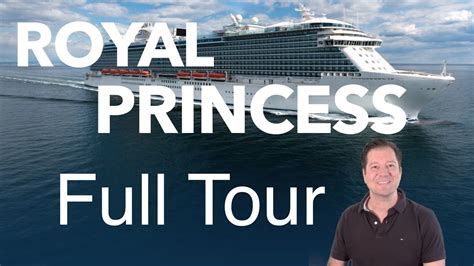 princess cruises videos royal princess review full walkthrough cruise ship