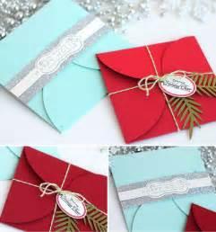 how to diy petal envelopes damask