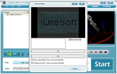 format factory amv blank note mengconvert format video ke format mp4 mp5 mp6