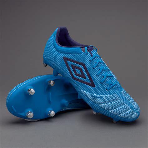 Sepatu Bola Umbro Original sepatu bola umbro original ux accuro pro sg blue astral aura white