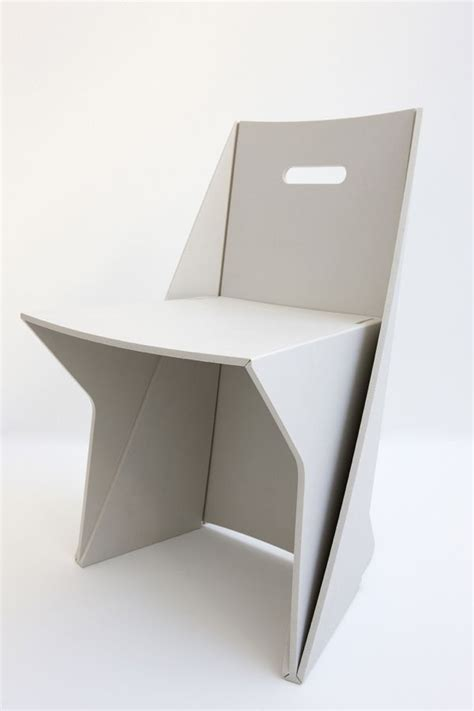 Folding Paper Chair - best 25 origami chair ideas only on origami