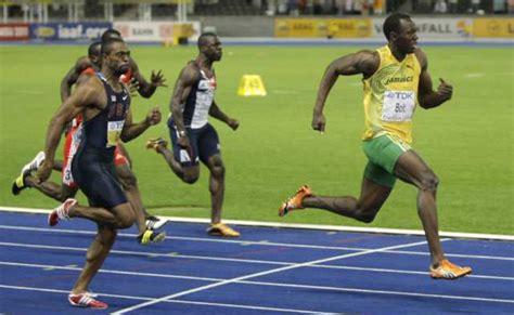 Record 100 Metri Usain Bolt Berlino Record Mondiale Nei 100 Metri