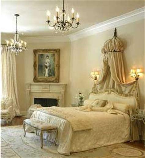 bedroom romantic style