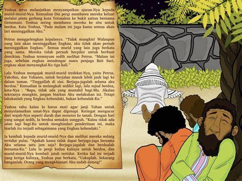 Seri Alkitabku Alkitab Pedoman Guru alkitab anak pengkhianatan terhadap sang raja betrayal of the king
