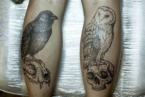 roman tattoo artist boyko artist the vandallist