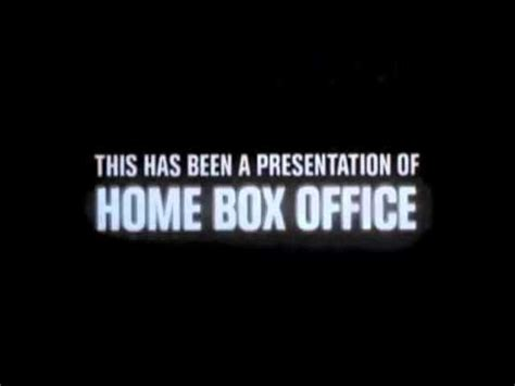 this has been a presentation of home box office logo