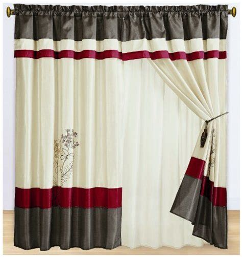 burgundy curtains bedroom 491 best bedrooms haven of rest images on pinterest