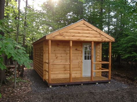 Storage Shed Cabin by Cabins Solid Bilt Storage Sheds