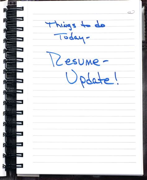 Update Your Resume Now by Vicki Voisin The Paralegal Mentor With Paralegal Career