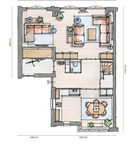 indeling woonkamer plattegrond blogs met interieuradvies en woontips van studio binnen