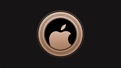wallpaper apple logo iphone xs  technology