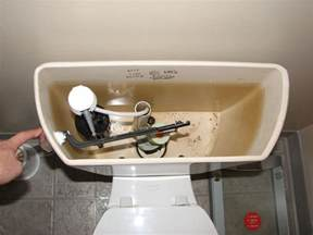 my toilet won t fill up with water leaking toilet try the 25 toilet tune up