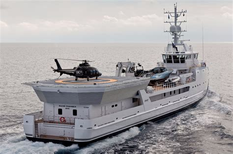 yacht game changer game changer 70m damen support vessel finds an owner