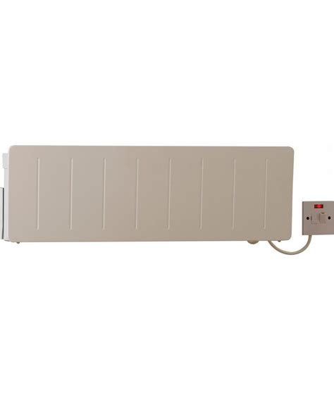 low profile reptile heat dimplex saletto low profile panel heater installers hub