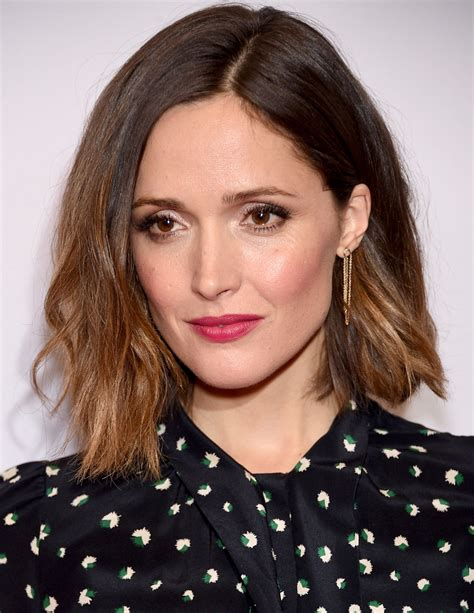 rose byrne rose byrne red nose day charity event in new york city