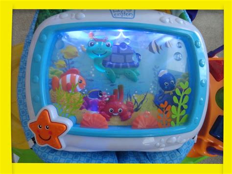 Baby Einstein Sea Dreams Soother Review Youtube Baby Einstein Crib Sea Soother