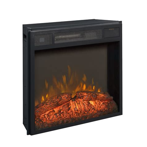 sauder fireplace insert paite 23in home