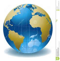 globe maps of the earth globe of the world stock photography image 14068102