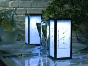 Solar Patio Table Lights Solar Lighting Apartments I Like