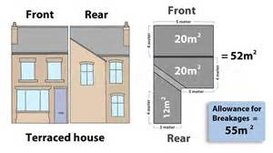 Standard Floor Plan Dimensions Roofing Prices New Roof Estimates Amp Roof Repair Costs By