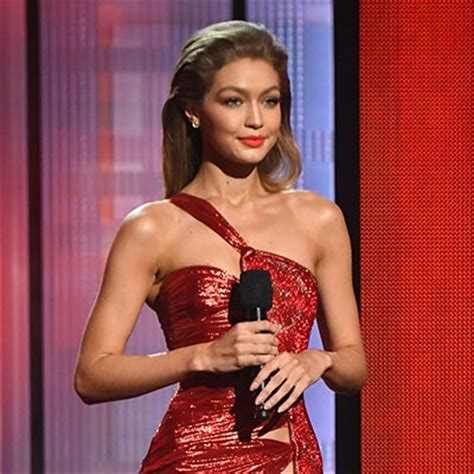 gigi hadid sort of apologizes for her melania trump fashion news latest fashion trends celebrity style updates