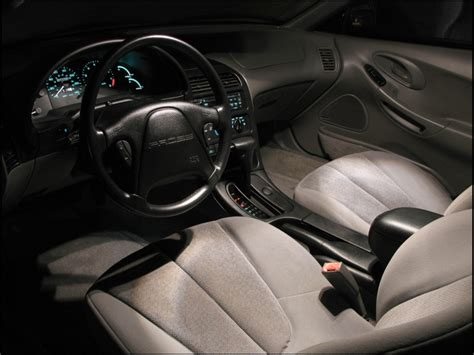 Ford Probe Interior by 1997 Ford Probe Interior Pictures Cargurus