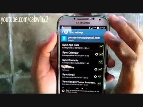 how to logout of email on android samsung galaxy s4 how to logout of gmail android kitkat