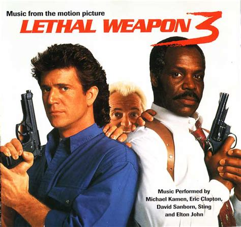 Kaset Ost From Motion Picture Runaway various lethal weapon 3 from the motion picture