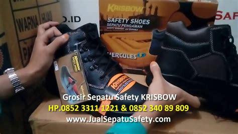 Sepatu Safety Krisbow Di Ace Hardware harga sepatu safety krisbow hercules hp 0852 340 89 809