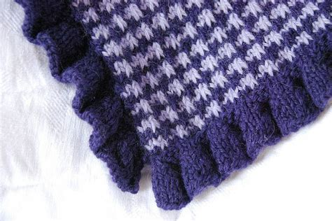 houndstooth knit pattern easy 54 best images about knitting on knitting