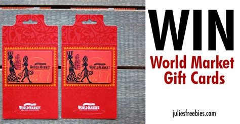 World Market Sweepstakes 2017 - world market taste of america roadtrip sweepstakes julie s freebies
