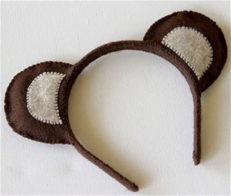 teddy ears headband template teddy ear headband family crafts