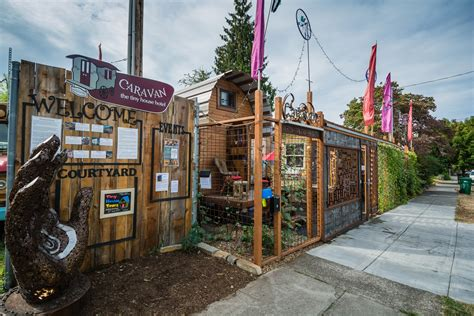 portland tiny house hotel the tiny house hotel in portland or