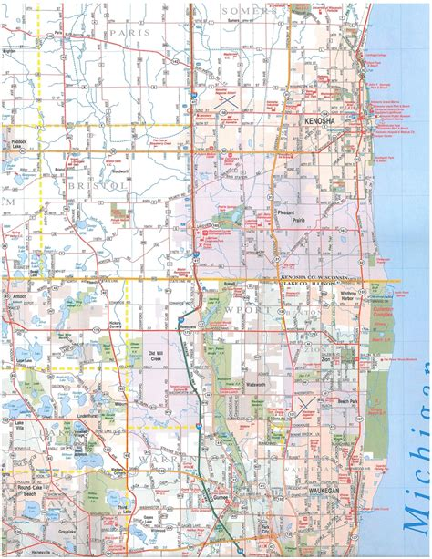 chicago highway map wisconsin highway map memes