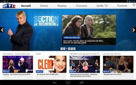 Tv Votre regarder la tv sur votre tablette les applications indispensables