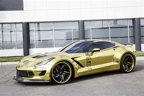 gold corvette gold corvette on f2 21 ecl