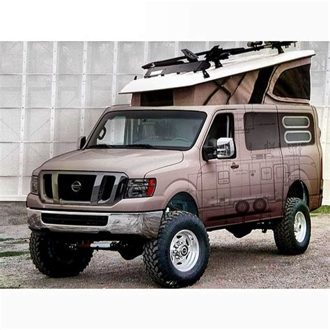 nissan nv2500 custom the fun is gone page 14 general discussion ratsun