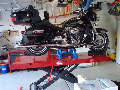 harley davidson lift tables motorcycle table lifts harley davidson forums