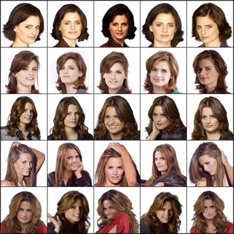 stana the years nathan fillion stana katic photo
