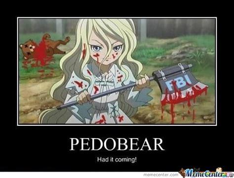 pedobear by muneeb meme center